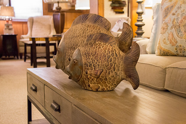 Decorative home accessories Wilk Furniture & Design in Random Lake