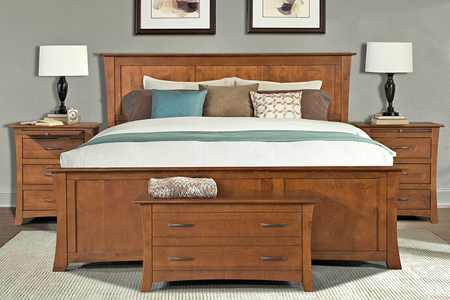 Bedroom Furniture : Dressers : Bed Frames : Wilk Furniture Design