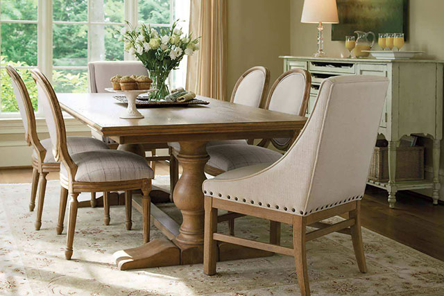 Dining Room Set Broyhill Wilk Furniture Design Random