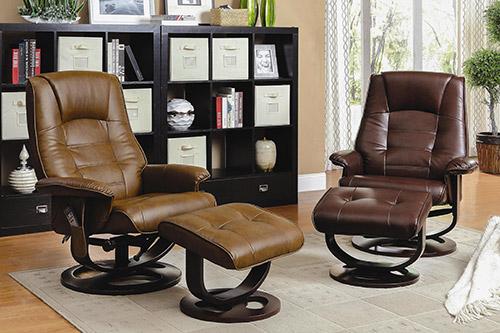 Brooks Furniture contemporary massage chairs from Wilk Furniture & Design Random Lake Wisconsin