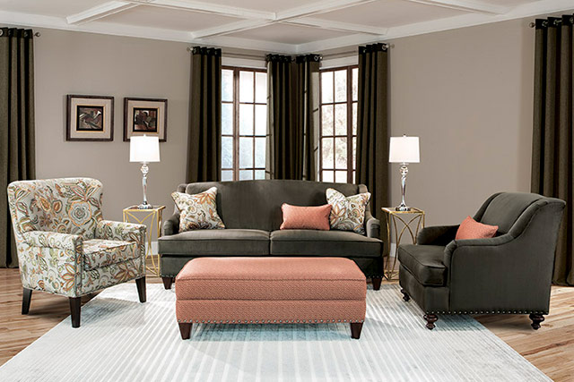 Marshfield Amelia Sofa Living Room Furniture from Wilk Furniture & Design in Random Lake serving Sheboygan County and beyond