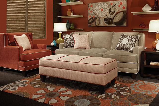 Marshfield living room furniture from Wilk Furniture & Design in Random Lake