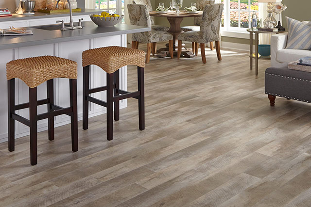 Mannington Adura luxury vinyl plank wood flooring from Wilk Furniture & Design in Random Lake